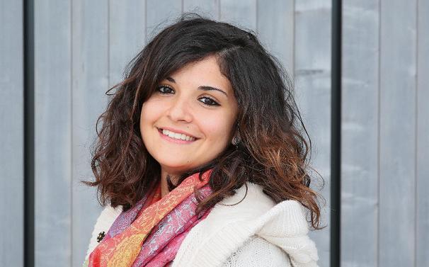 Yara Proust, bioengineering student.