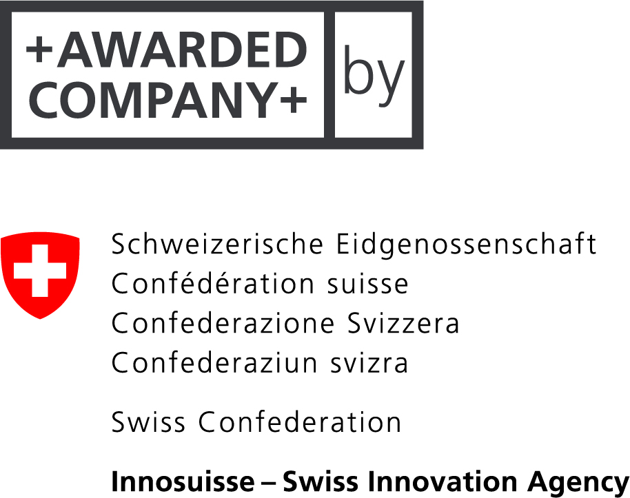 Innosuisse certificate received by the ARTORG spin-off AlveoliX